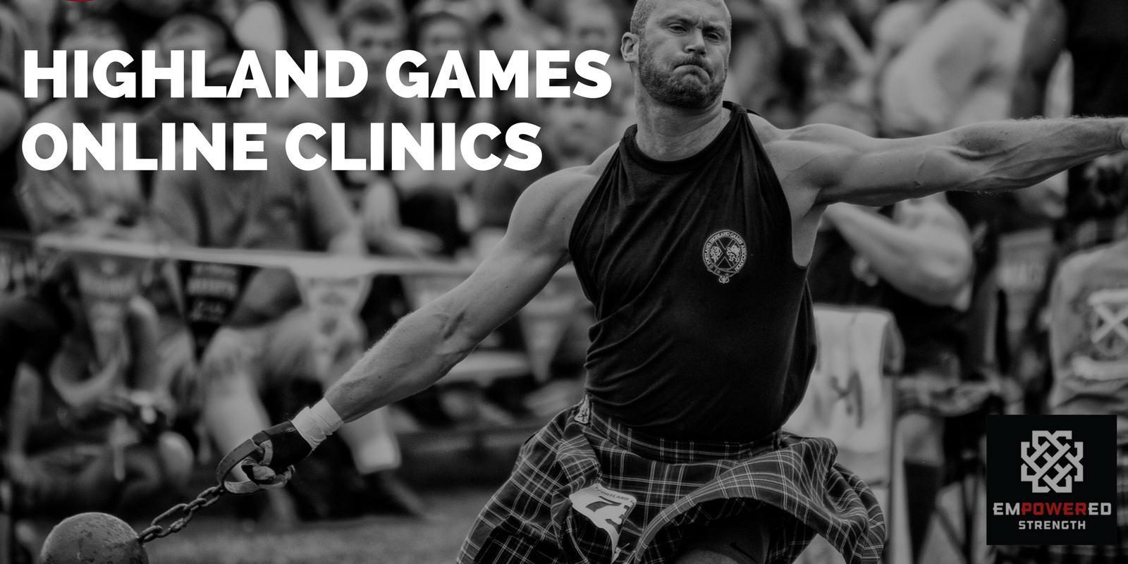 Online highland games clinics empowered strength solutioingenieria Choice Image