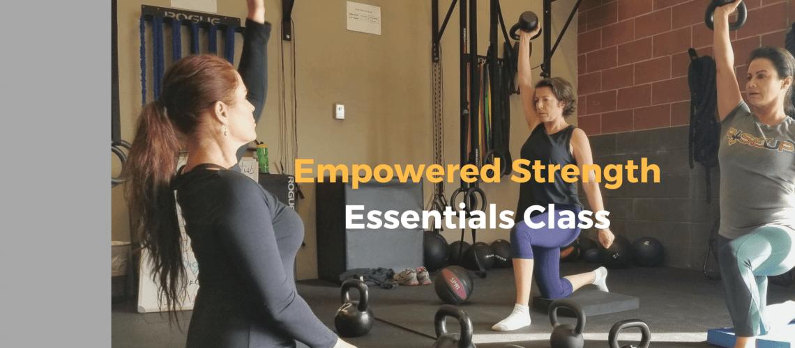 Essentials Class for Beginners