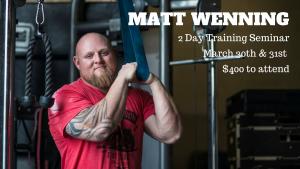 Matt Wenning